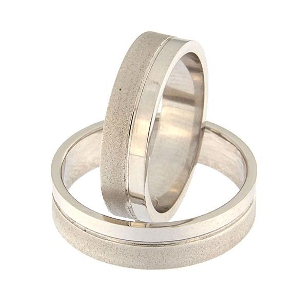 Золотое обручальное кольцо Kод: rn0152-5-1/3vl-2/3vm2