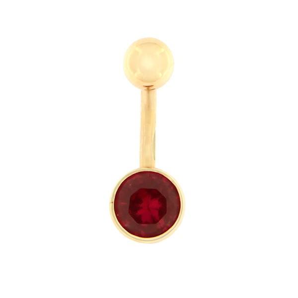 Kullast nabarõngas tsirkoon Kood: pn0130-punane
