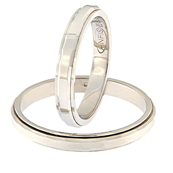 Kullast abielusõrmus Kood: rn0111-3l-v