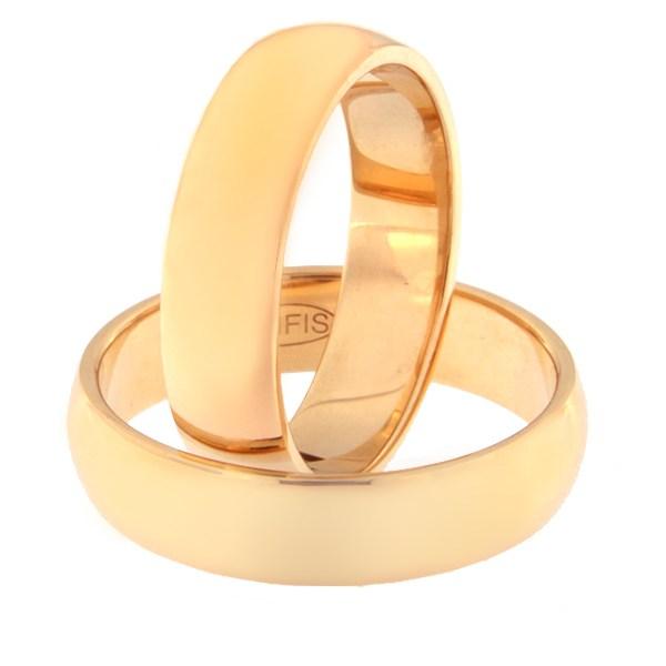 Золотое обручальное кольцо Kод: rn0116-5