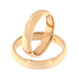 Gold classic wedding ring Code: shl-4