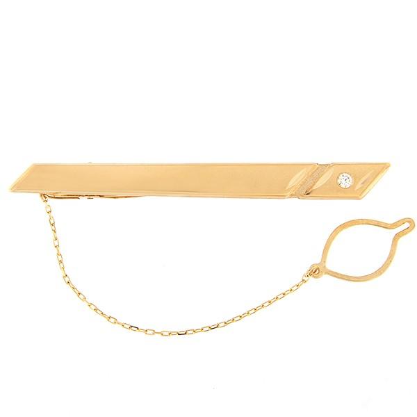 Kullast lipsunõel teemandiga Kood: tp0109-1k