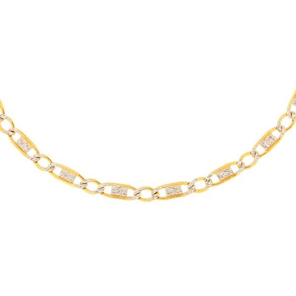 Kullast kaelakett Kood: 4lp
