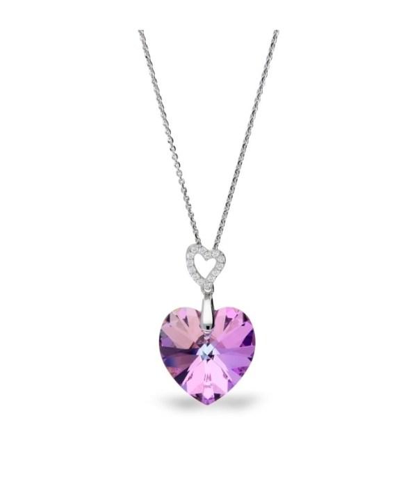 9e3f8d1149a Hõbedast ripats Swarovski® kristallidega Kood: NC622818VL - MATIGOLD ...