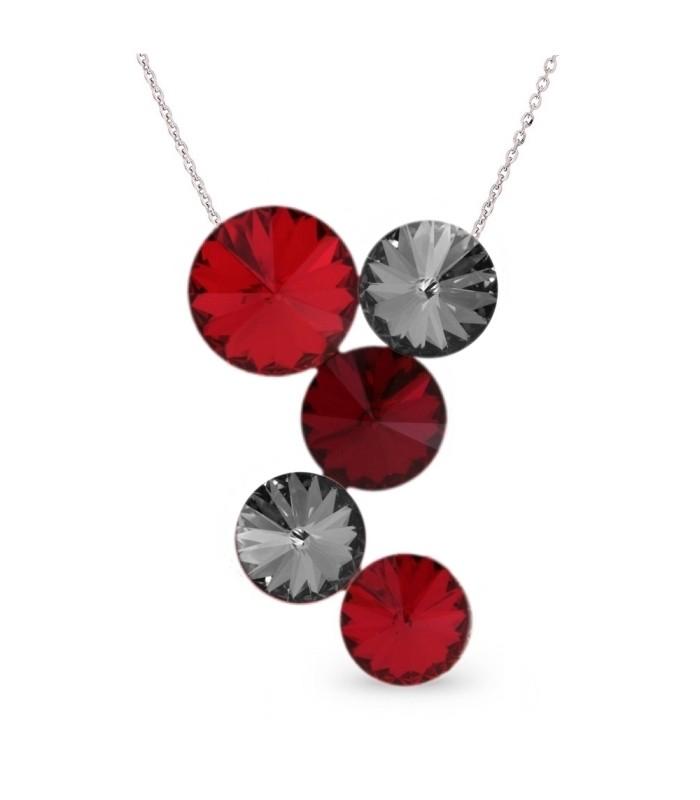 dc82665f2d3 Hõbedast ripats Swarovski® kristallidega Kood: NK1122LSISN ...