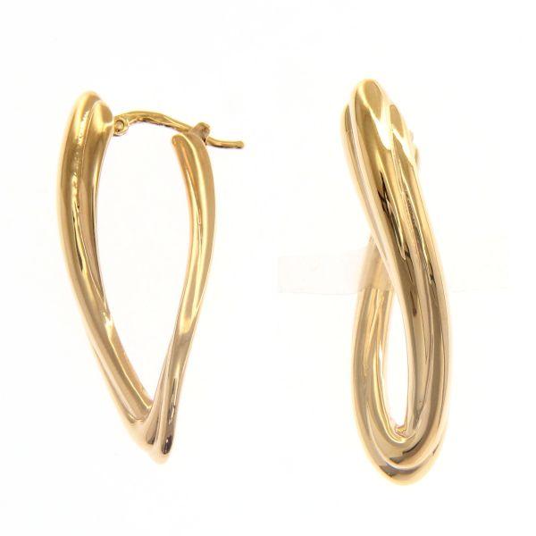 Kullast kõrvarõngad Kood: 217940