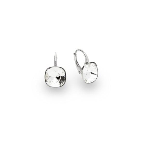 Hõbedast kõrvarõngad Swarovski® kristallidega Kood: KA447010C