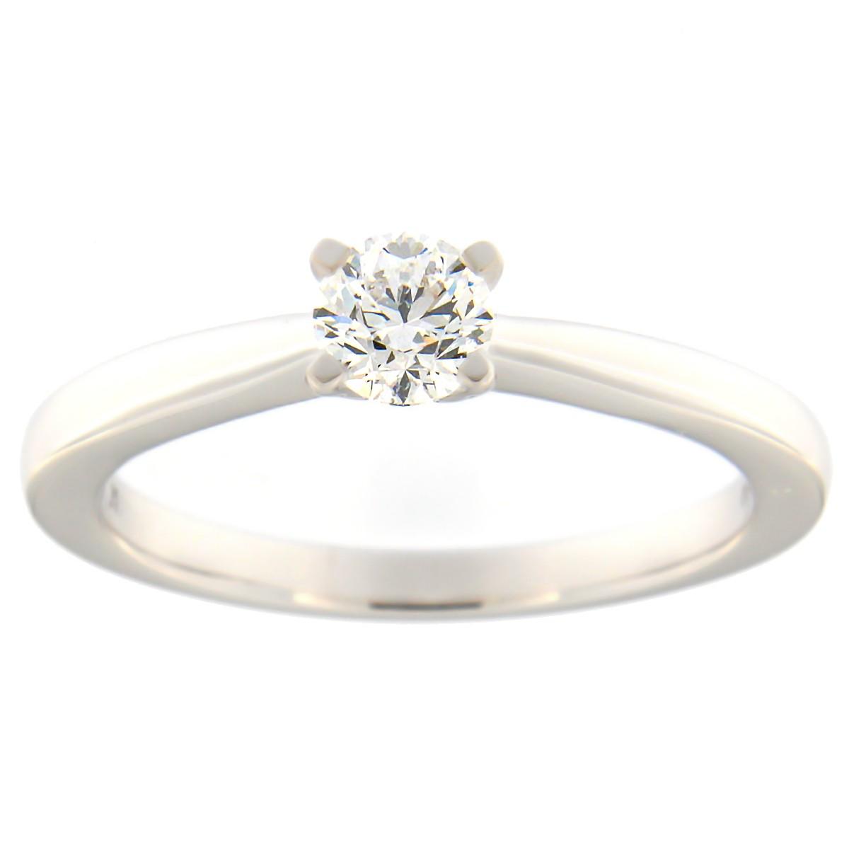 3123caa3eac Kullast sõrmus teemantiga 0,38 ct. Kood: 91at - MATIGOLD - Mati Kullaäri