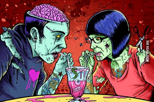 zombie date