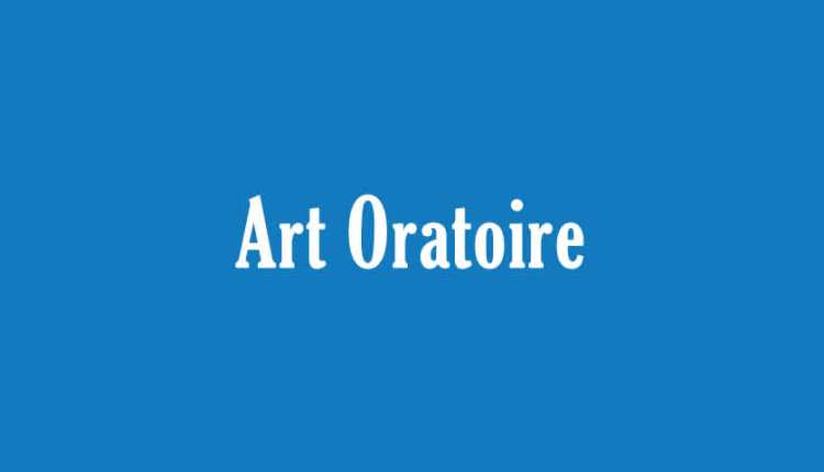 art-oratoire