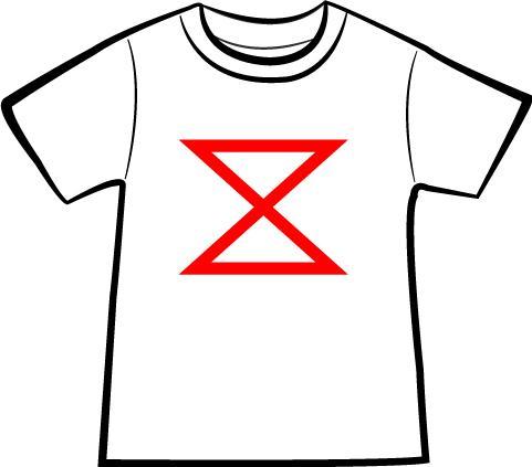 そごうマークのシャツ※画像はイメージです