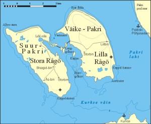 Pakri saared