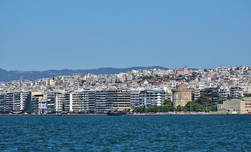 Thessaloniki Sää