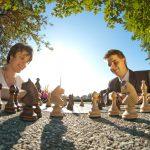 Historia o szachach