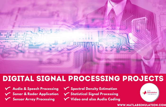 Top 6 research ideas for Digital signal processing projects