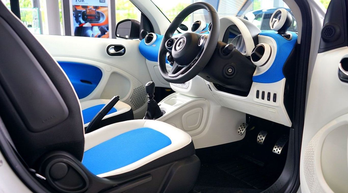 Car interior plastics