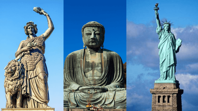 The Bavaria Statue: What is it made of?