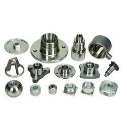 Milled Components