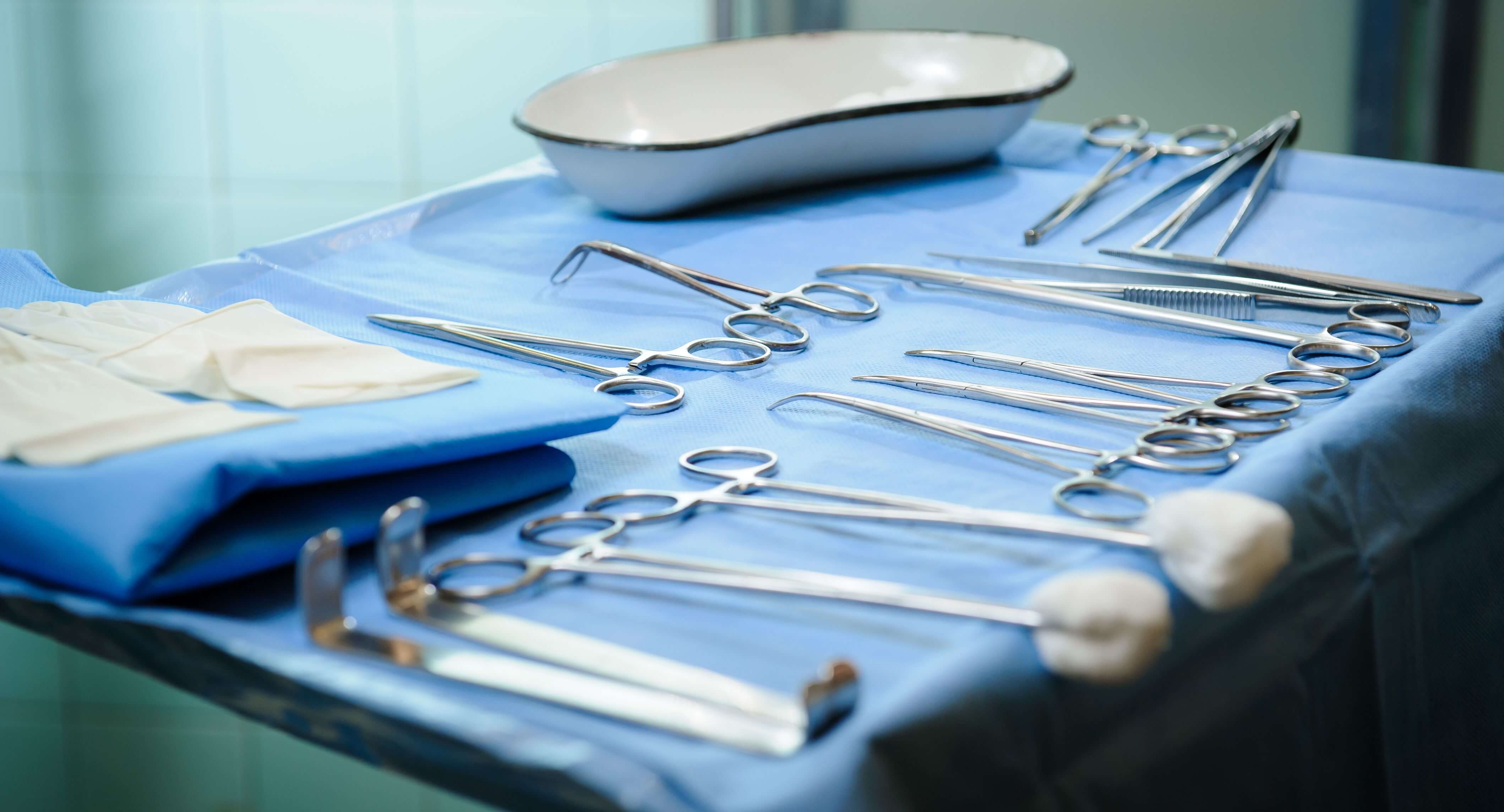 Steels used in surgical tools 1