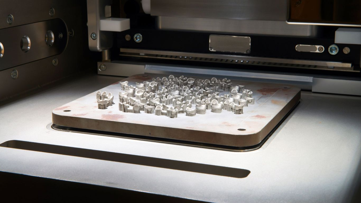 How expensive is metal 3d printing