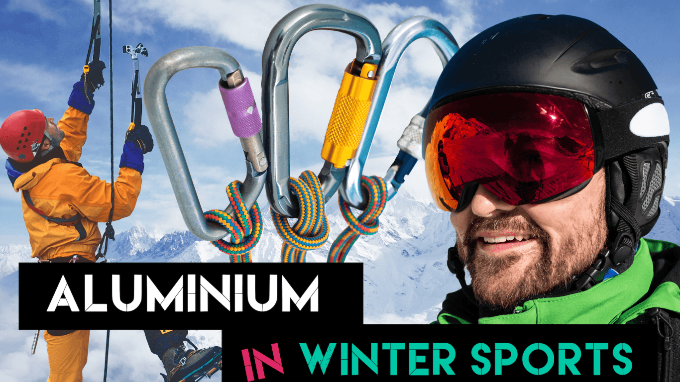Why Mountain Sports Gear Comes in Aluminium