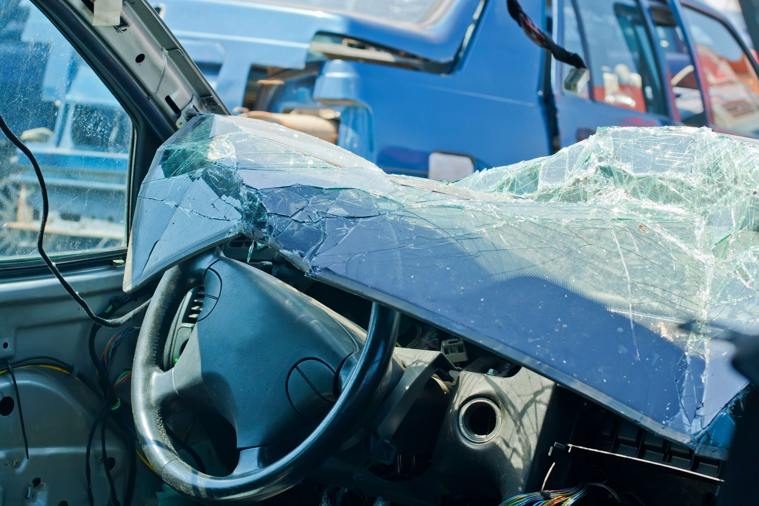 Trends in the automotive industry - car safety