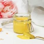 sitronkrem - lemon curd