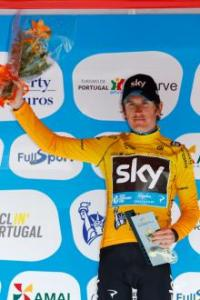 Geraint Thomas wins in Algarve