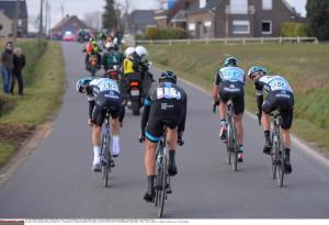Quickstep kept an eye on Stannard, but still lost
