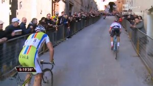 Strade Bianche 2014 Finale
