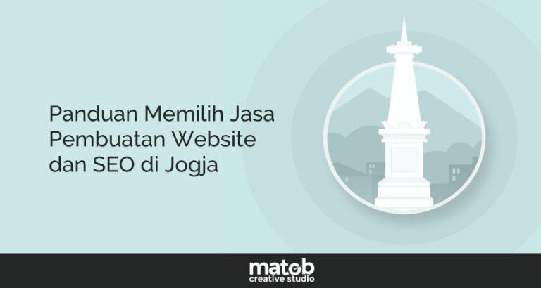 Tempat Pembuatan Website Organisasi Jogja [Updated 2019]