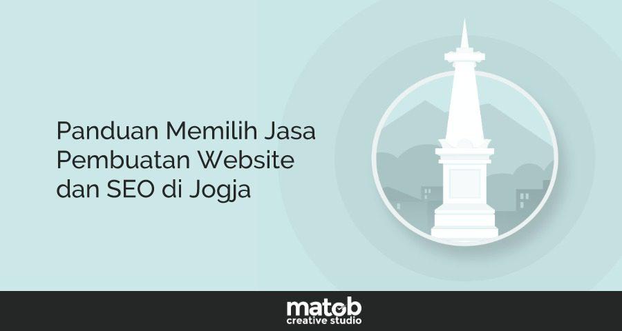 Jasa Buat Website di Jogja Terpercaya