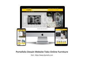 desain website mobile friendly - jasa buat web jogja