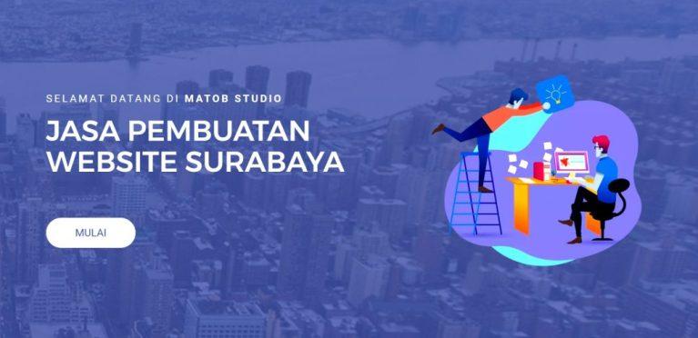 Jasa Pembuatan Website Company Profile Surabaya #1