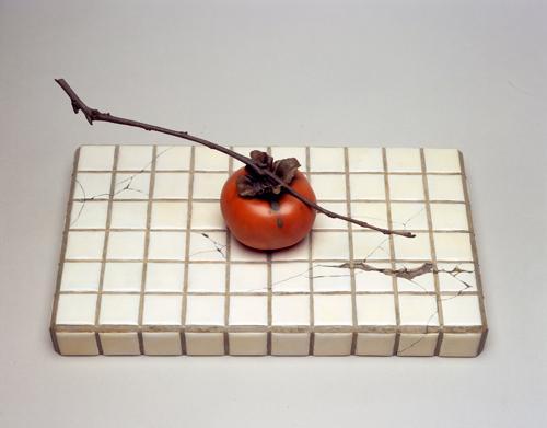 前原冬樹の作品 「柿」
