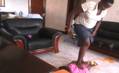 Jolly Tumuhiirwe was captured by CCTV cameras torturing baby Nella.