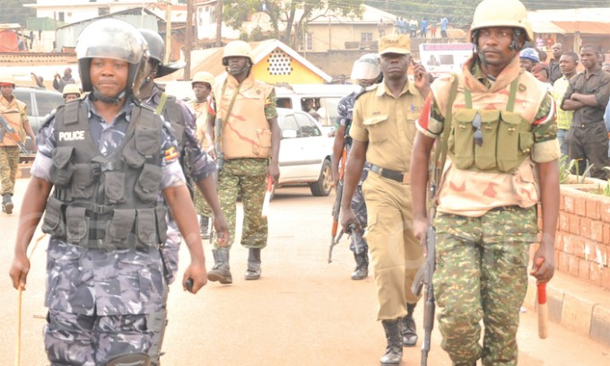 besigye police 3