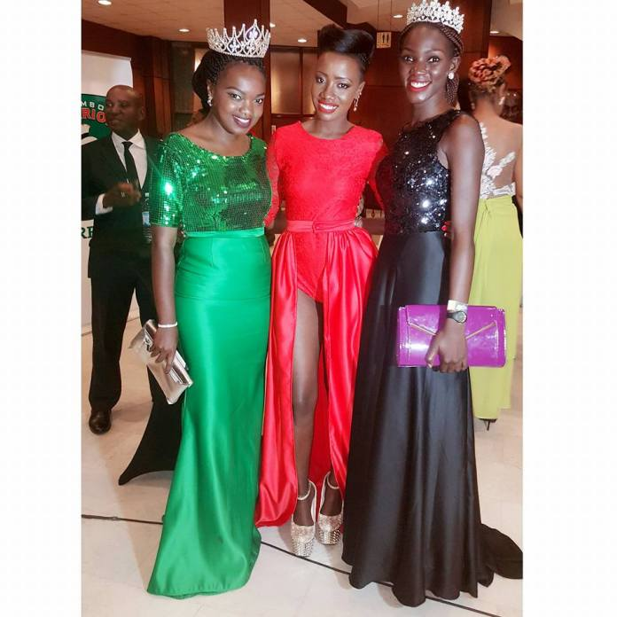 dab81a442 Fashion  Who killed it on the red carpet at Uganda Entertainment ...