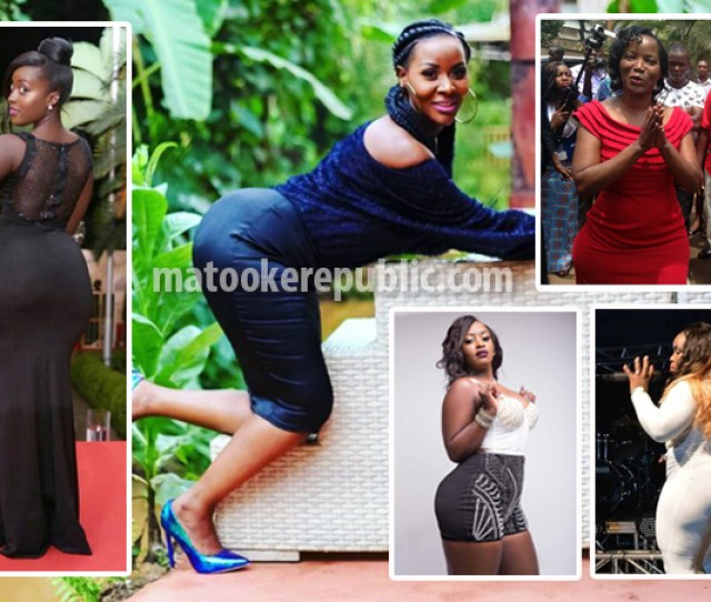 Battle Of The Buttocks Who Has The Biggest Pair In Uganda Matooke Republic