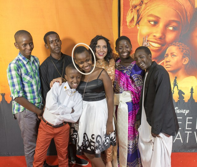 Year Old Queen Of Katwe Actress Gloria A Cancer Survivor Was