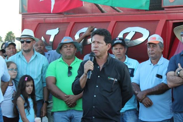 Hélio Figueiredo, proprietário da Renovadora Figueiredo. Foto: Matopiba Agro/Túlio França