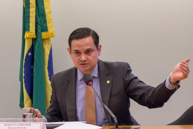 Coordenador do Núcleo Econômico da CNA, Renato Conchon. Foto: Daniel Fagundes