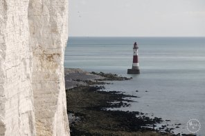 Beachy Head - the old light tower