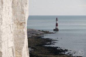 Beachy Head - the old light tower