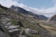 Mount Snowden, Pen-y-Pass