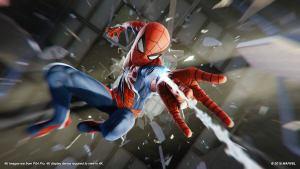 【コスプレ】縦横無尽に飛び回る小さなスパイダーマン!【ごっこ遊び】