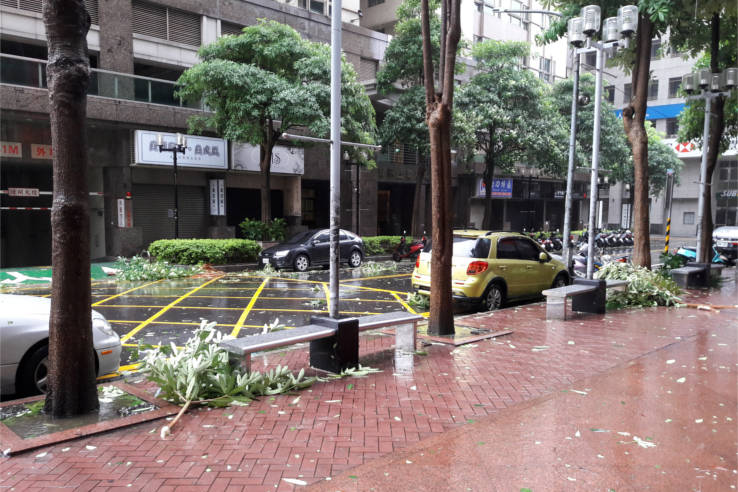 Тайфуны на Тайване