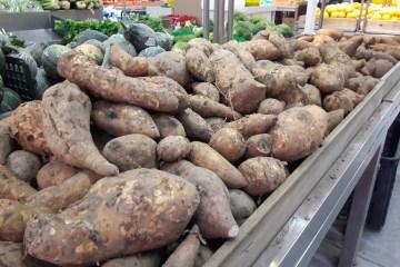 Истинная калорийность батата (сладкой картошки)
