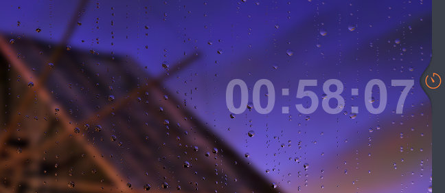 Звуки дождя слушать онлай