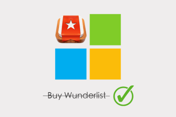 Wunderlist will die in May 2020